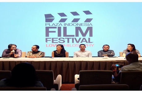 Membincang Cinta di Mal, Plaza Indonesia Film Festival 9-12 Februari 2016
