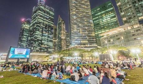 Flourishing Creative Economy: Singapore Story
